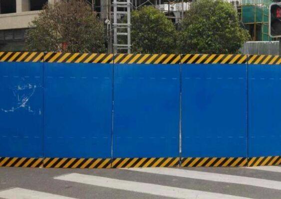 杭州建筑工地围挡