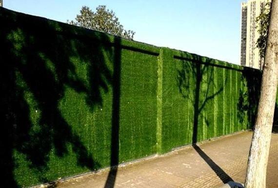 上海声屏围档草坪围挡
