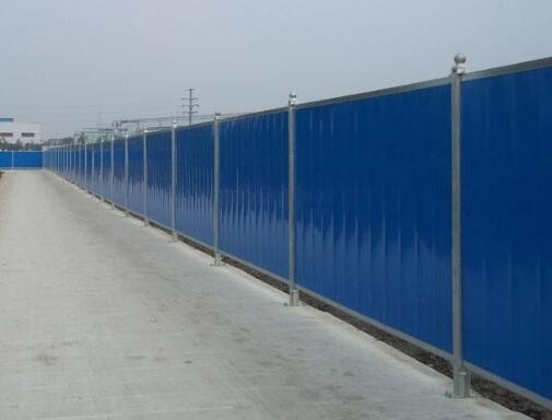 上海建筑工地围挡