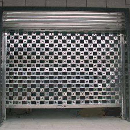 西安水晶电动门生产