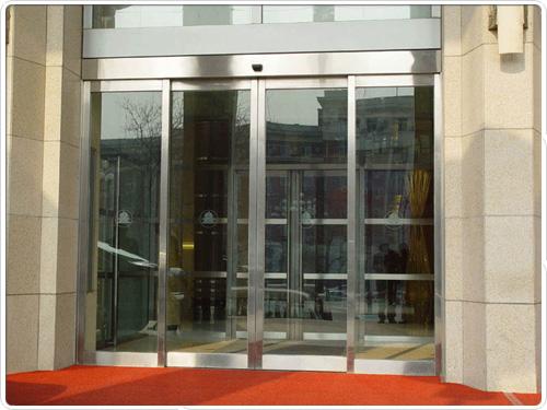 厦门自动玻璃门.感应门