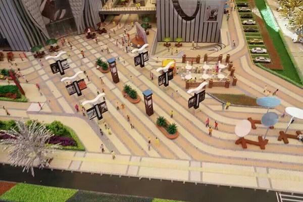 三门峡沙盘模型公司