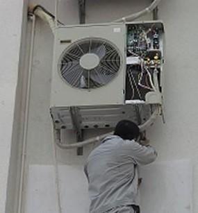 天津中央空调清洗保养