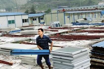 深圳活动板房搭建安装