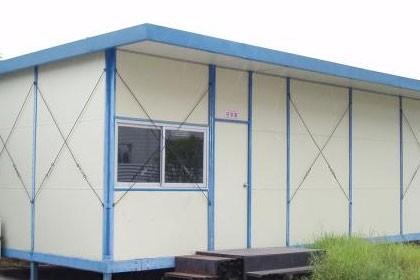 旧活动板房拆除回收
