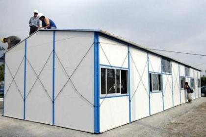 活动板房拆迁回收
