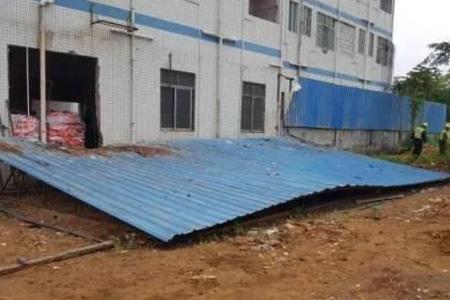工厂设备拆除