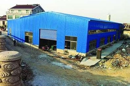 深圳钢结构厂房拆除