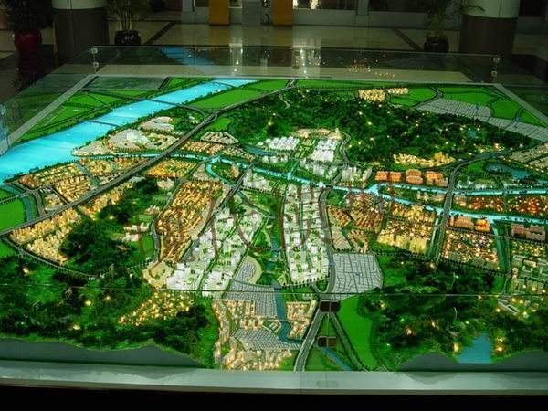 赤峰建筑模型制作