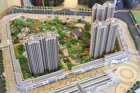 赤峰建筑模型公司