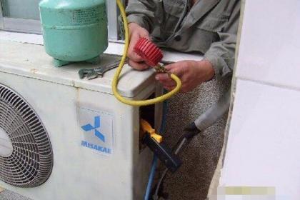 无锡空调安装移机