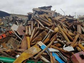 武汉旧金属原料回收