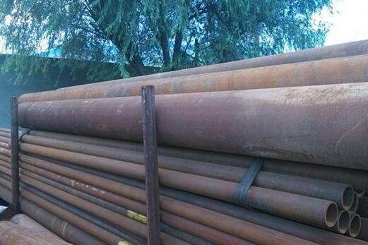 大悟地区长期回收二手钢材