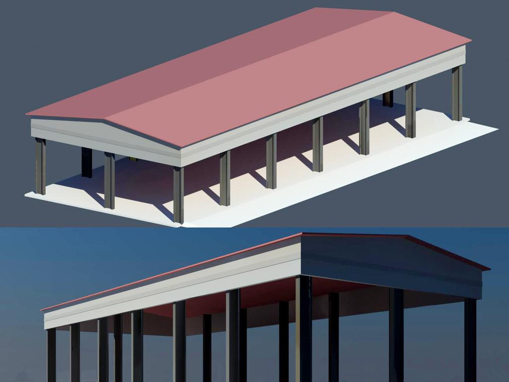 成都钢结构阁楼楼梯安装