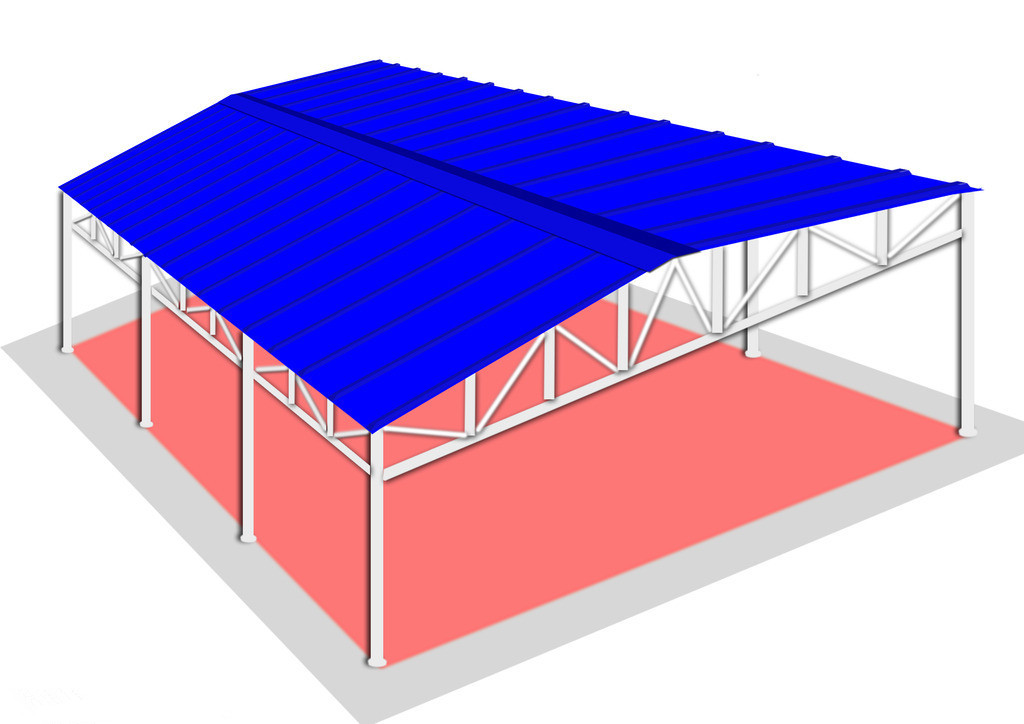成都厂房大棚雨棚