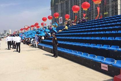 北京看台搭建