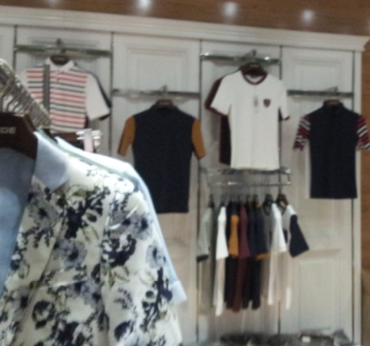 兰州服装展柜厂家