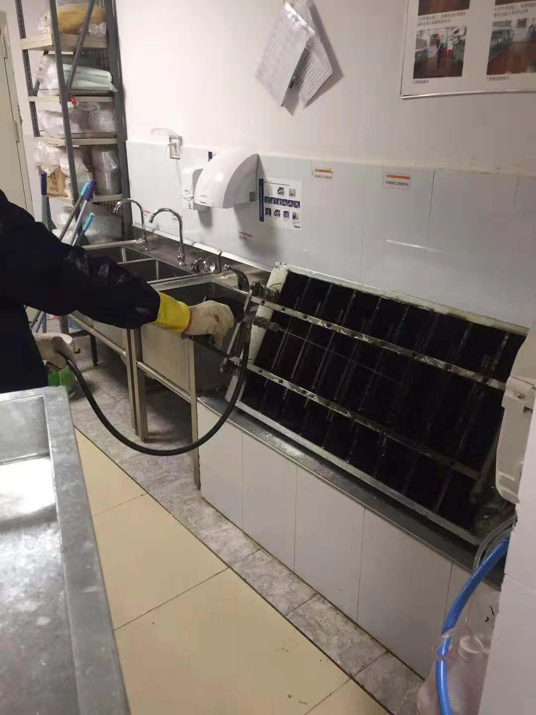 长沙油烟净化器清洗