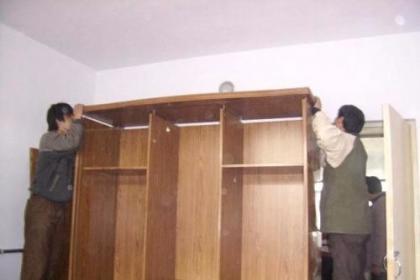 家具贴膜安装