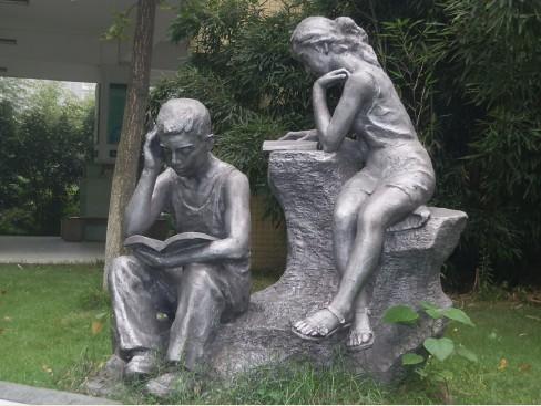 武候实验中学校园雕塑1.jpg