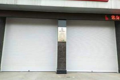 苏州铝合金卷帘门供应