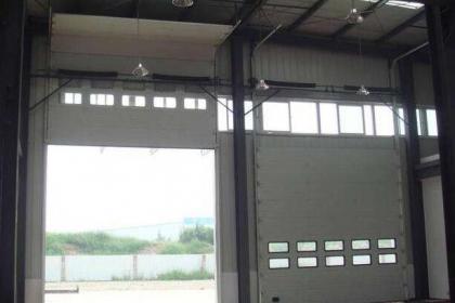 杭州工业提升门供应
