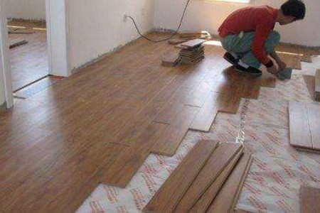 厦门木地板打磨翻新