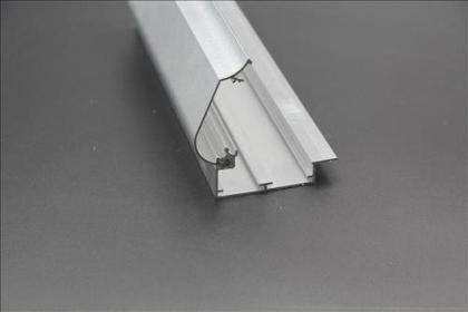 株洲拉布灯箱铝材