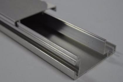 贵阳卡布灯箱铝材厂家