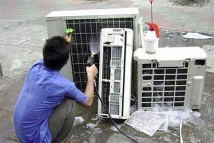 石河子空调安装清洗