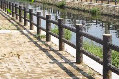 西安庭院护栏
