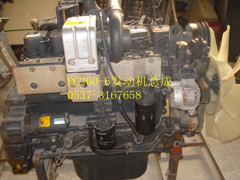 PC200-6发动机.jpg