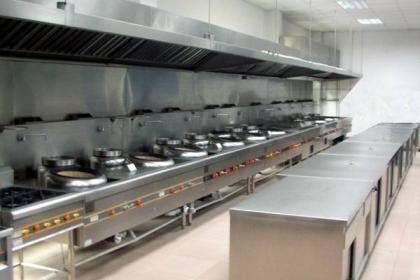 中山厨房酒店设备回收