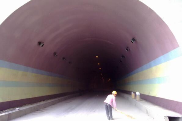 长沙隧道防火涂料施工