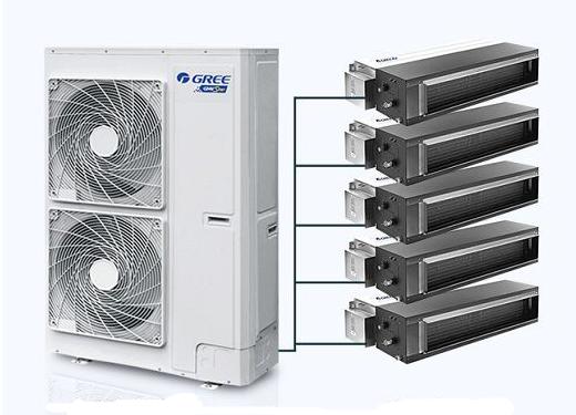 深圳格力中央空调销售商