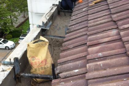大连屋面防水维修