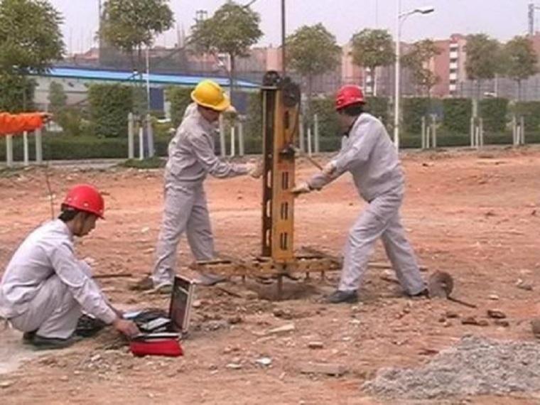 深圳工程物探