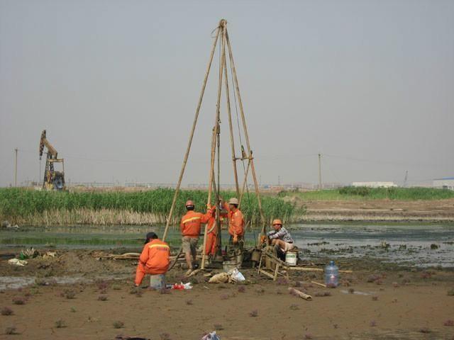深圳龙岗地质勘察