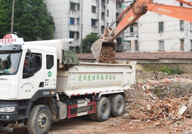肇庆建筑垃圾清运