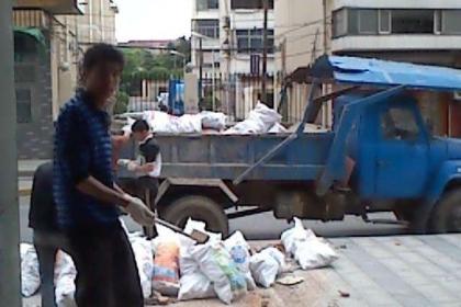 肇庆建筑装修垃圾清运