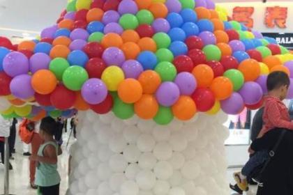 天津开业气球布置