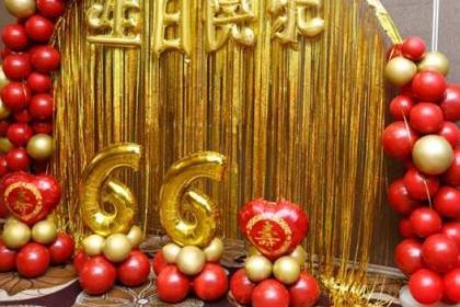 天津满月宴气球装饰