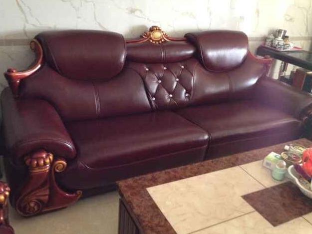 沙发换皮换面换海绵
