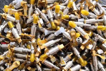 杭州贵金属回收