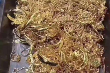 昆明黄金白银高价回收