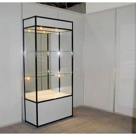 深圳玻璃展柜定做