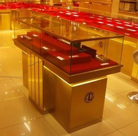 深圳珠宝手机展柜