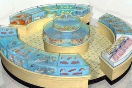 深圳鱼缸定做
