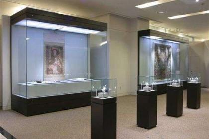 深圳博物馆展柜