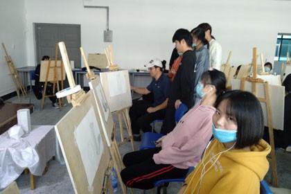 武汉美术高考培训招生